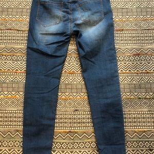 Kensie Effortless Ankle Jeans size 28/6